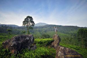 Di Atas Gunung Cilik Jamus (Photo: Anton-Priyo-Sujarwo ©KKN PPM UGM JTM 15 2016)
